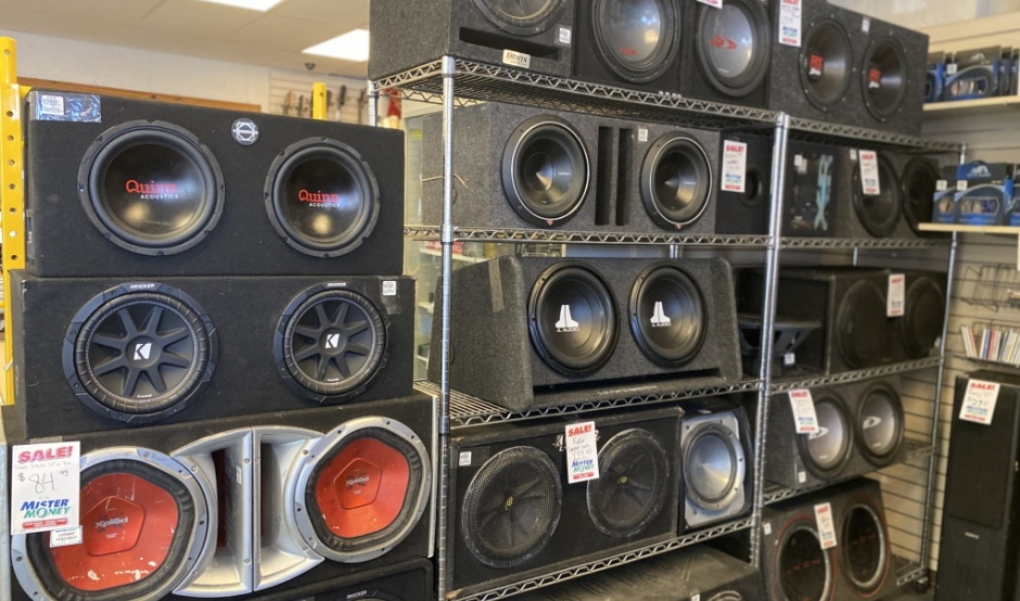 Product Image Car Subwoofers