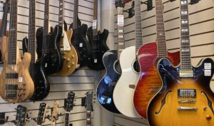 Product Image Electric Guitars